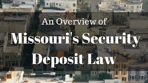 overview-missouri-security-deposit-law