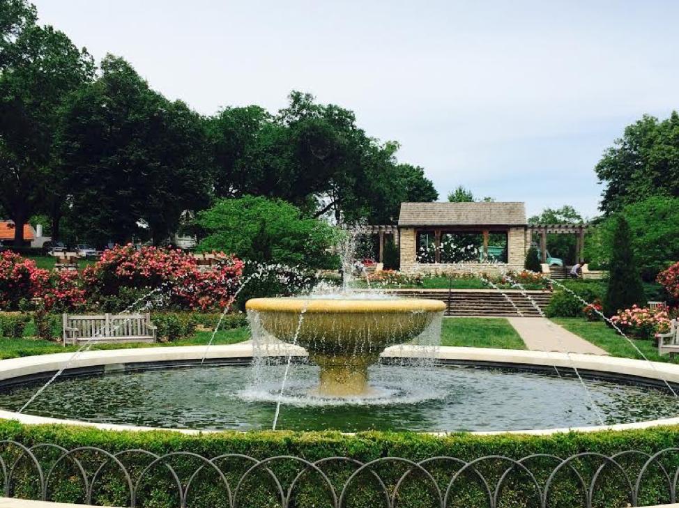 Park-Fountain