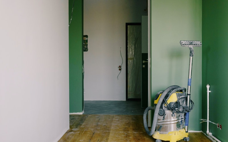 Only conduct maintenance after properly notifying your tenants