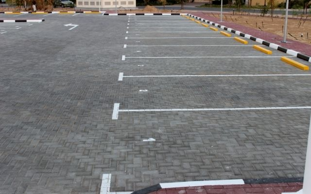 an additional stream of income can come from parking space