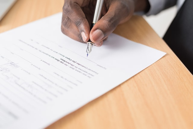 legal eviction documents